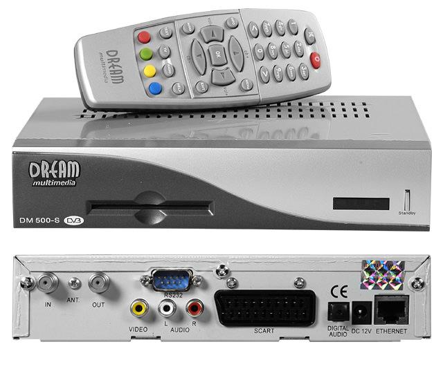 Ресивер Dreambox 500 HD: революционный прорыв спутникового приема сигнала