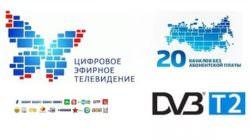 Что нужно знать о телевидении и каналах DVB T2