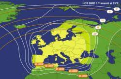 Особенности спутникового ТВ через спутник Hotbird 13e