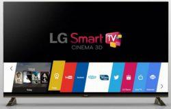 Ваше новое телевидение IPTV с современными технологиями LG