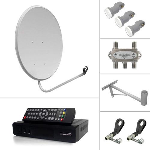 Спутниковые ресиверы для шаринга: обзор устройств