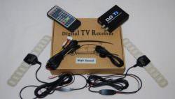 Цифровое ТВ через dvb t2 в автомобиле