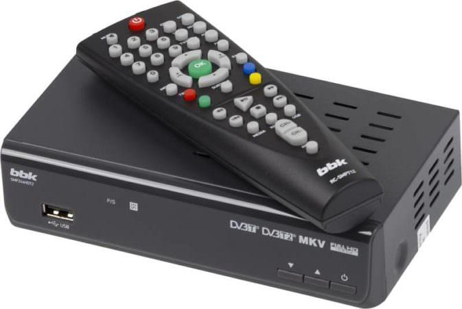 Лучшие цифровые ресиверы от BBK для вашего цифрового ТВ