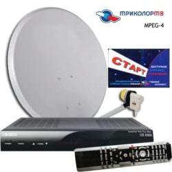 Оборудование для Триколор ТВ: спутниковые тарелки, цены, особенности настроек
