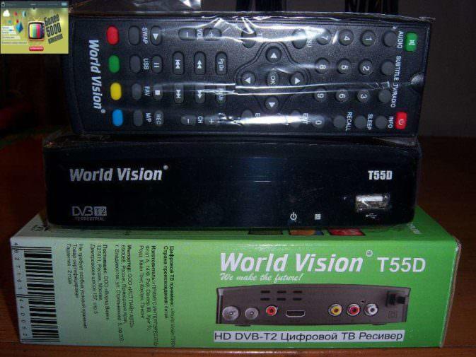 Эфирные ресиверы DVB T2: открытие нового мира цифрового формата