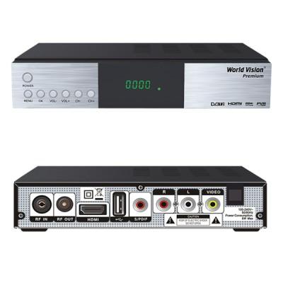 Приставка DVB C: все об устройствах и самой технологии