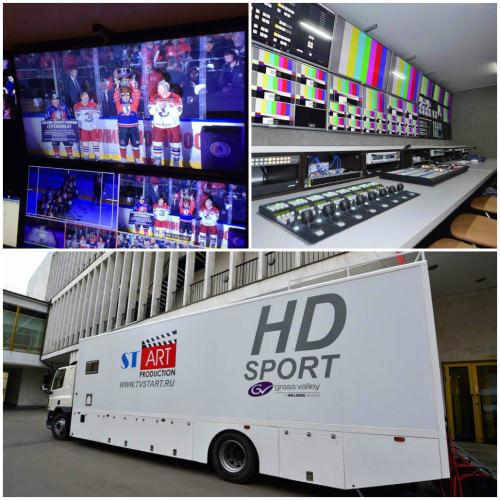 Спортивный канал ― трансляции в реальном времени
