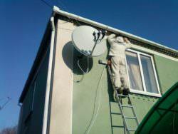 Тонкости установки и настройки спутниковых тарелок
