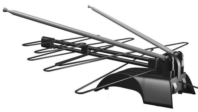 Подбор антенны для приема цифрового телевидения