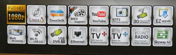 Ресиверы марки SkyWay модели Nano линейки 3 и 2: однотюнерные устройства, созданные под технологию кардшаринг