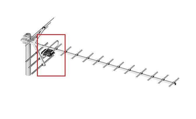 Усилитель антенны