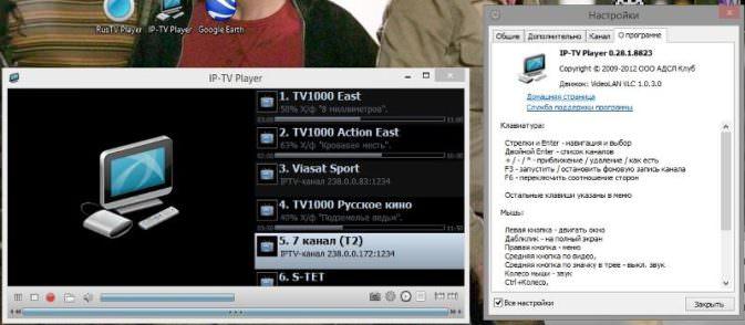 Особенности и использование iptv на компьютере
