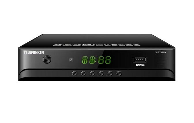 Цифровые приставки DVB-T2