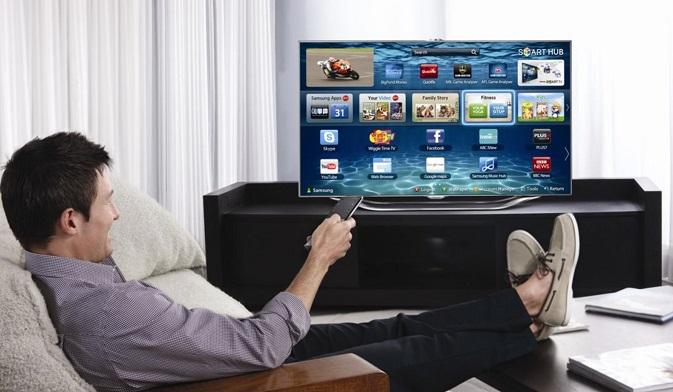 Приставка Android TV