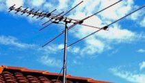 Общедомовая антенна Ростелеком