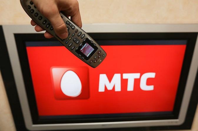 МТС телевидение