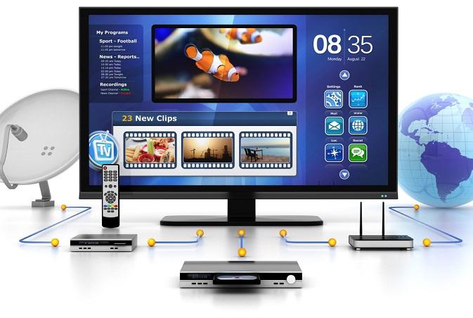 ТВ с доступом в интернет