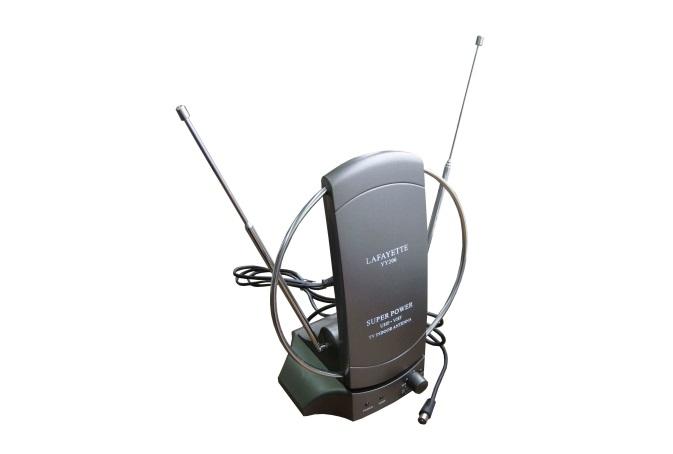 Комнатная антенна для цифрового ТВ