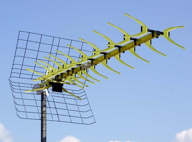 Вещание коллективной антенны