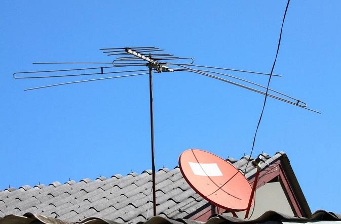 Коллективная антенна в многоквартирном доме