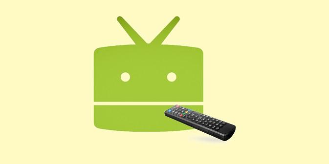 ТВ пульт для Андроида