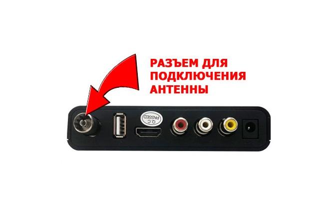 Подключение антенны HQClear TV