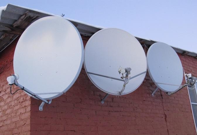 Подключение антенны Ямал