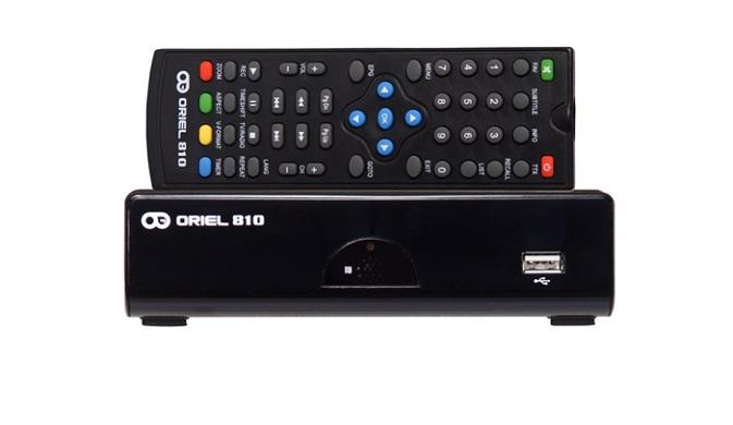 Цифровые приставки Ориель