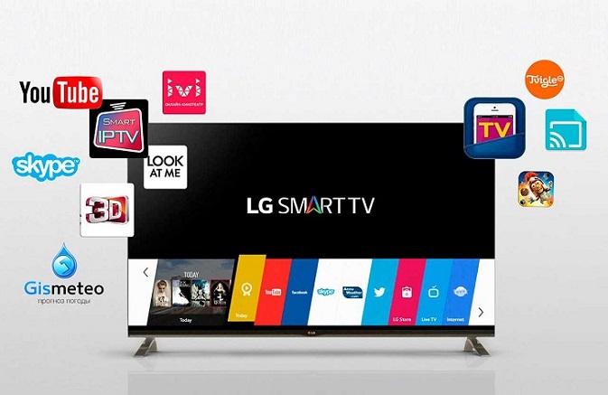 Технология Смарт ТВ
