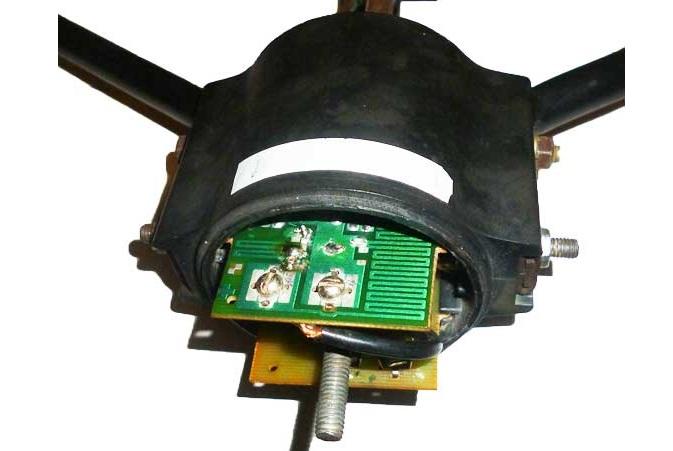 Подключение антенны Дельта H311A-01