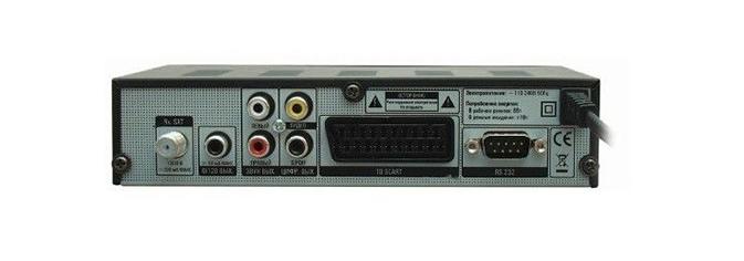 Приставка антенны Телекарта