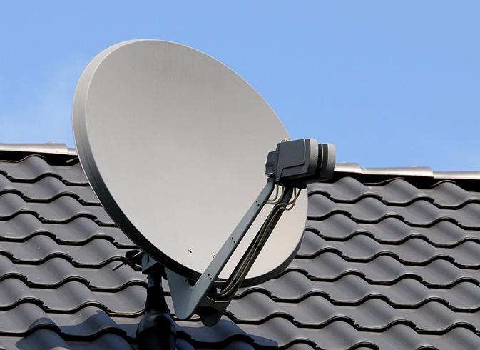 Неисправности спутниковой антенны