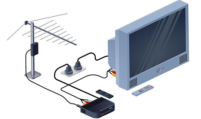 Переходник для цифрового ТВ
