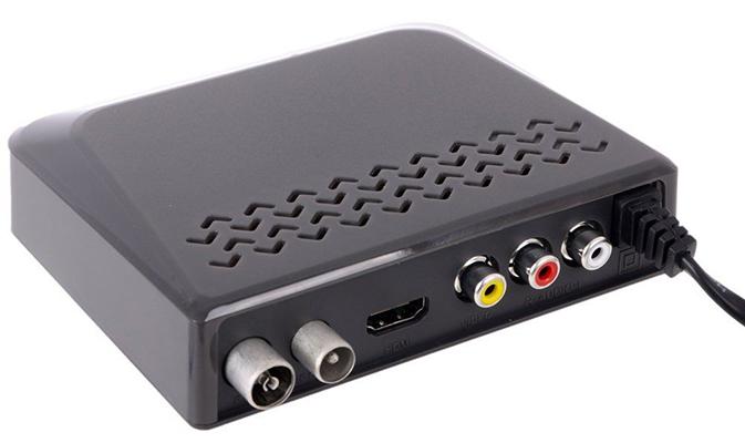 Приставка DVB-T2