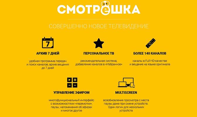Смотрешка и Смарт-ТВ